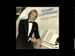 MARIAGE D'AMOUR – RICHARD CLAYDERMAN